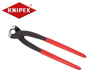 KNIPEX 10 99 i220 Ear Clamp Pliers with Front and Side Jaws Coated 크니펙스(크니픽스) 이어 클램프 플라이어