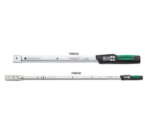 STAHLWILLE 730D/100 (Code : 96502100) / MANOSKOP Electro-Mechanical Torque Wrench 100-1000Nm