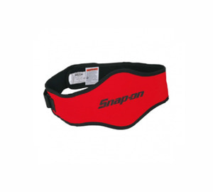 BACK1L Back Support, Red, Large 스냅온 허리 지지대 레드 (Large)