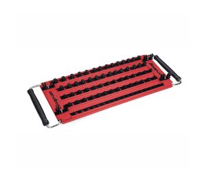 "KASKT5RD Lock-A-Socket™ Tray, Red 스냅온 소켓 트레이 레드 (1/2"", 3/8"", 1/4"" Drive)"