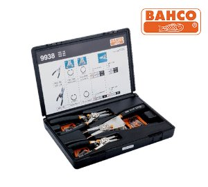 BAHCO 9938 Resettable Circlip Pliers Set 바코 양용 자동 스냅링 플라이어 세트