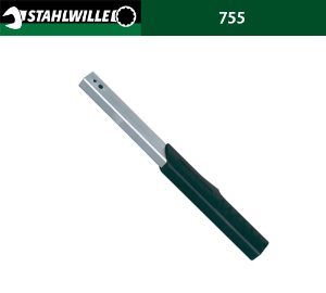 STAHLWILLE 755-4 (50010004), 755-10 (50010010), 755-20 (50010020), 755-30 (50010030) SERIES MANOSKOP Torque Wrenches with Mount for Insert Tools 스타빌레 토크렌치 바디