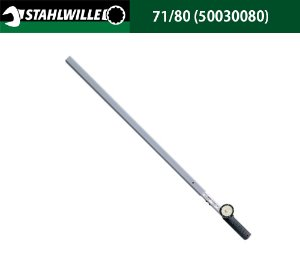 STAHLWILLE 71/80 (50030080) MANOSKOP 71 Torque Wrenches with Dial Gauge and Mount for Shell Tools 160-800 Nm 스타빌레 토크렌치 (160-800 Nm)