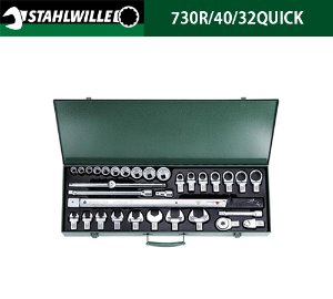 STAHLWILLE 730R/40/32QUICK (96502053) Torque Wrench Set 토크렌치 세트