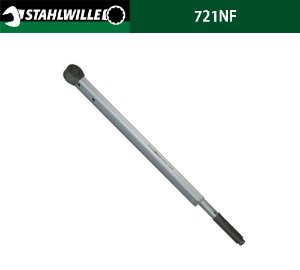 STAHLWILLE 721NF/80 (50200081), 721NF/100 (96502001) Standard Manoskop Torque Wrenches with Permanently Installed Ratchet 스타빌레 토크렌치