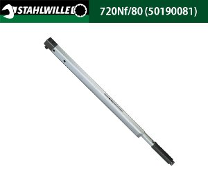 STAHLWILLE 720Nf/80 (50190081) Torque wrench Standard MANOSKOP with fixed square 스타빌레 토크렌치 바디