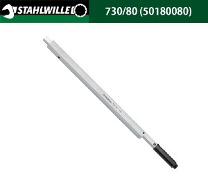 STAHLWILLE 730/80 (50180080) Torque wrench Service MANOSKOP with receptacle for attachment tools 스타빌레 토크렌치 바디