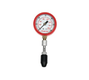 MT27D Cone-Type Compression Gauge (0-300 PSI / 0-2,100 kPa) 스냅온 콘 타입 압축 압력 게이지