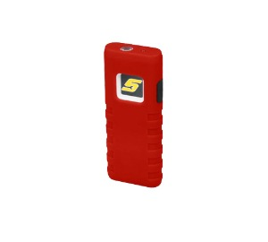ECSPB023R COB LED Pocket Flood/ Flashlight with Laser Pointer (Red) 스냅온 LED 포켓 라이트/레이저 포인터 (레드)