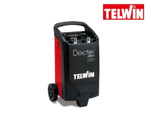 TELWIN DOCTOR START 630 (230V 12-24V) Multifunction, Electronic Battery Charger, Starter and Tester 닥터 스타트 630 다기능 전자식 배터리 충전기 및 파워스플라이