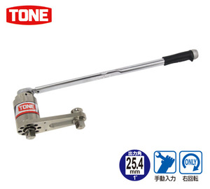 TONE P300AT (P300A + T4MN300) SUPER POWER WRENCH with TORQUE WRENCH SET 토네 강력 파워 렌치 + 입력용 토크렌치 세트